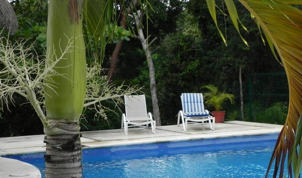 3 Bed Short Term Rental Villa Playa del Carmen