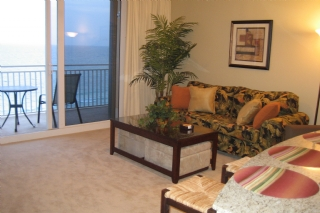 1 Bed Short Term Rental Condo panama city beach