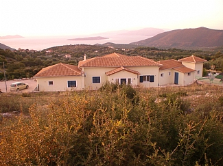3 Bed Short Term Rental Villa Lefkas