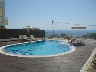 Rhodes vacation Villa rental