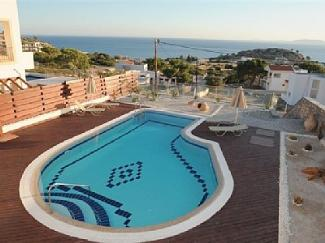 Rhodes vacation rental with