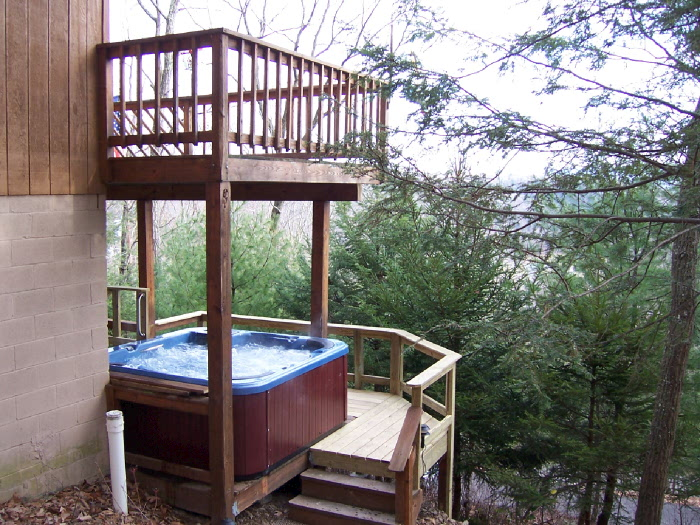 kunkletown vacation rental with