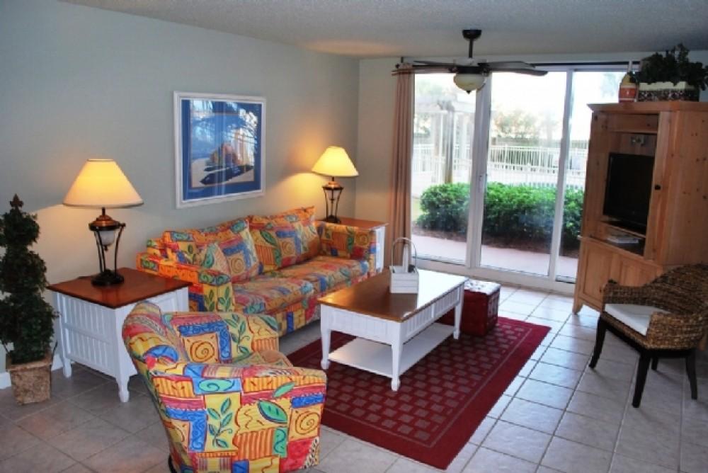 Pelican Beach Resort - 1st Floor - Unit 114 - 2BR-2BA