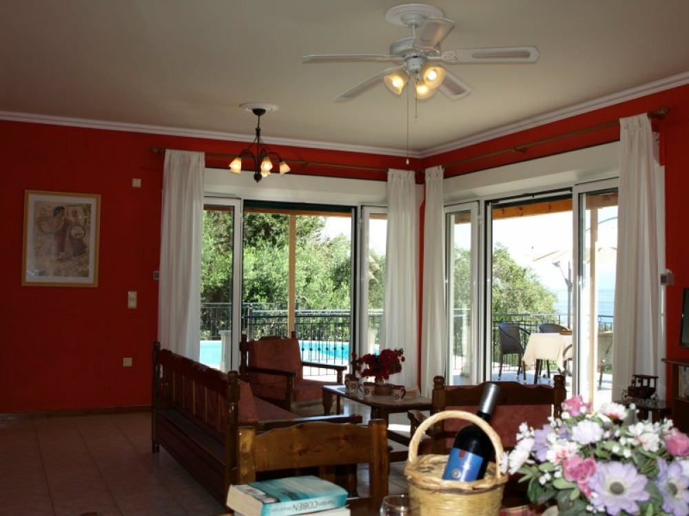 Paxos vacation rental with