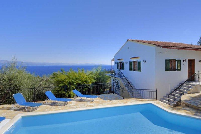3 Bed Short Term Rental Villa Paxos