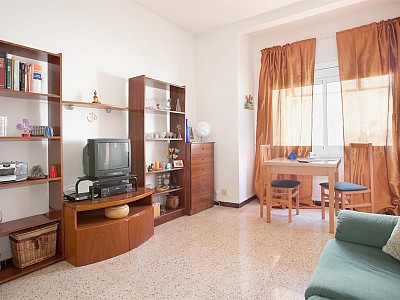 3 Bed Short Term Rental Apartment Barcelona