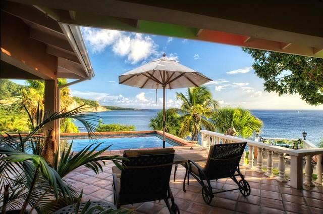 3 Bed Short Term Rental Villa Montserrat