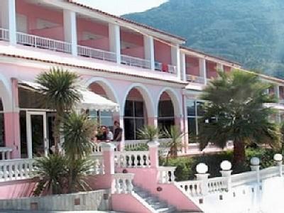 Corfu vacation rental with
