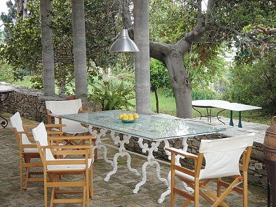 Evia vacation Villa rental