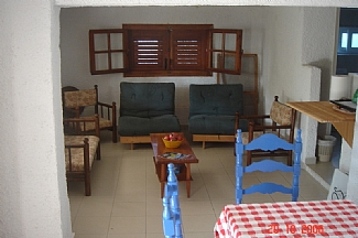 Evia vacation rental with