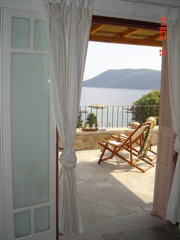 Alonissos vacation Villa rental