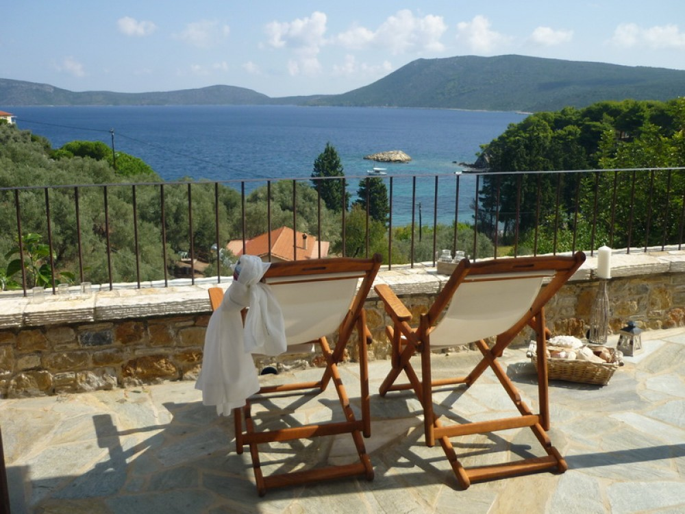 Alonissos vacation rental with