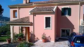 4 Bed Short Term Rental Villa Corfu
