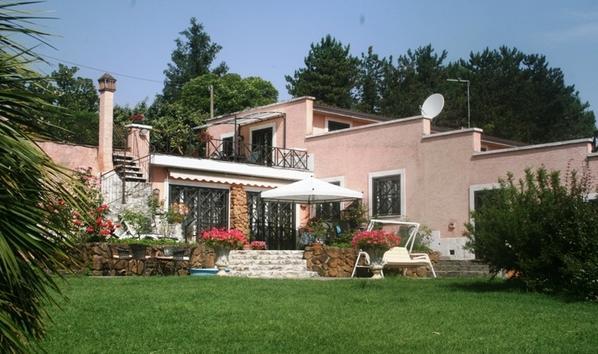 Lazio vacation Villa rental