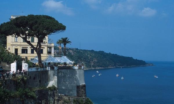 Campania vacation Villa rental