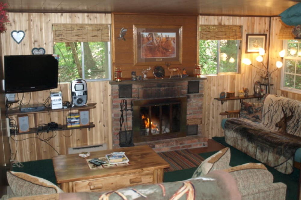 Cozy vacation cabin