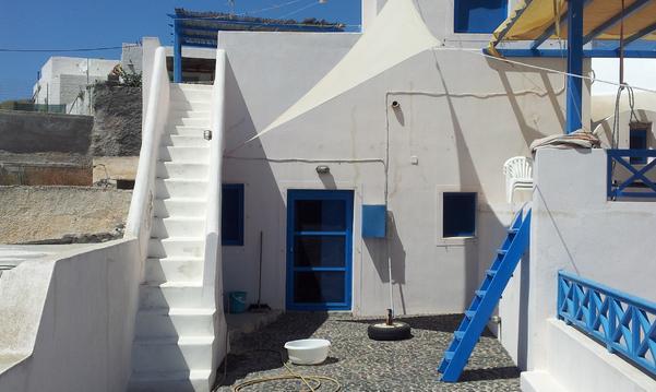 4 Bed Short Term Rental House Santorini