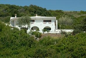 Large 5 bedroom luxury detached villa overlooking the beach, near Bosa