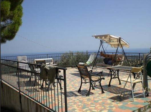 Elegant mediterranean villa on hill near gerace 2000 year old historical marvel