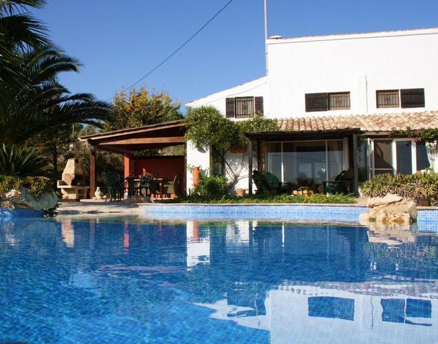 Moraira vacation rental with
