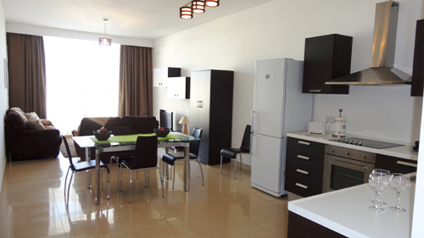 2 Bed Short Term Rental Apartment Gzira