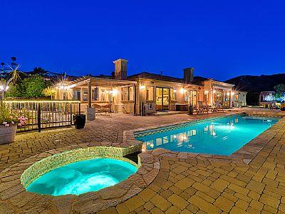 La Jolla Resort Style Home Ocean Views Heated Pool