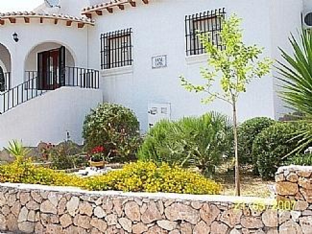 Denia vacation rental with