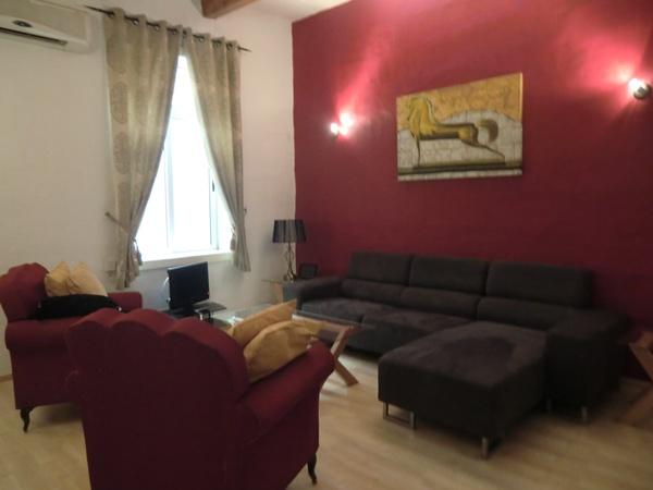 1 Bed Short Term Rental Apartment Valletta