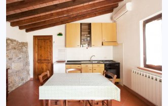 2 Bed Short Term Rental House Suvereto