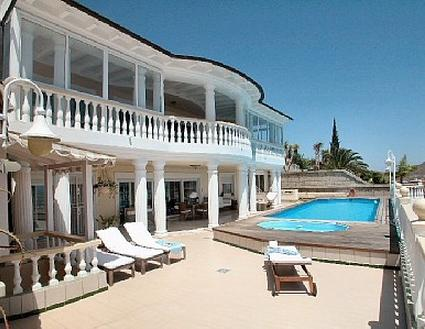Arona vacation rental with