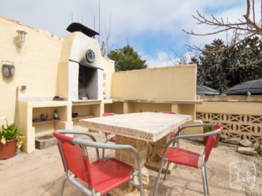 Benissa vacation rental with