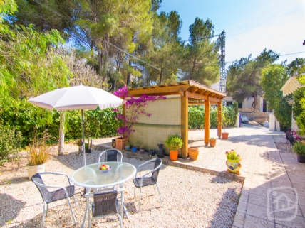 Moraira vacation home
