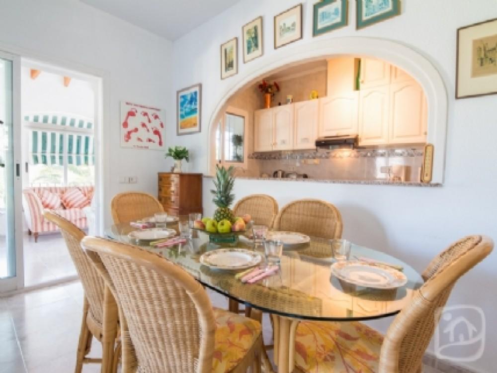 Vacation Home Property Moraira