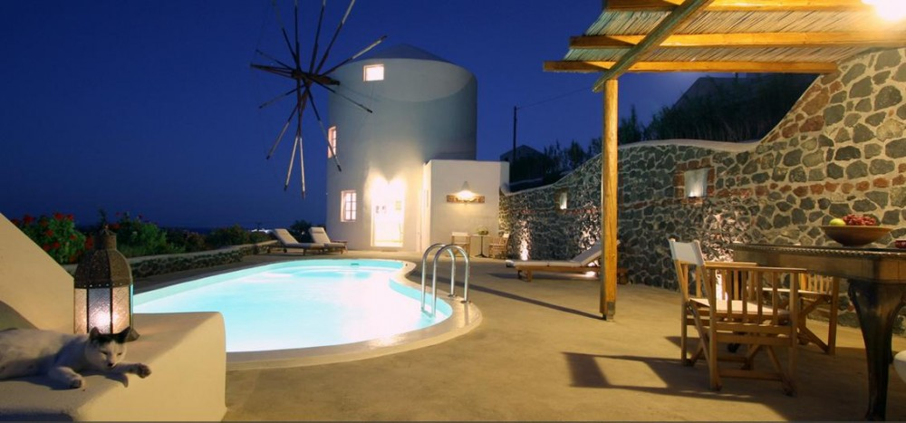 Aegean Islands vacation Villa rental