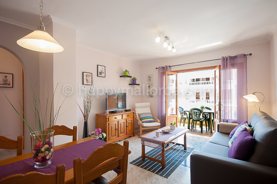 2 Bed Short Term Rental Apartment Can Picafort