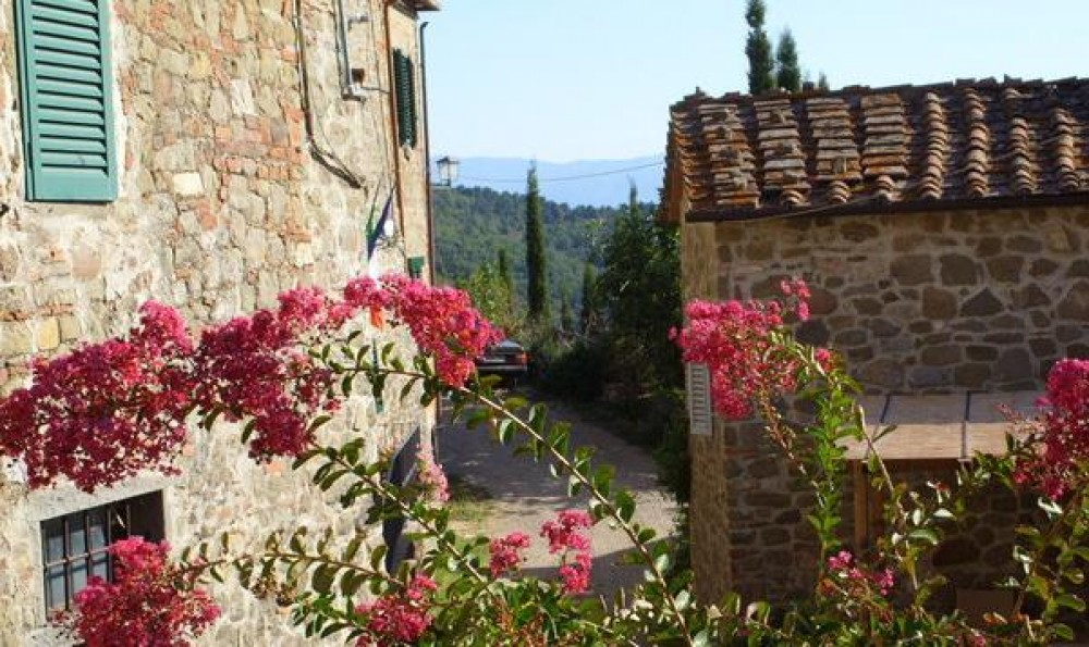 Gaiole In Chianti vacation rental with