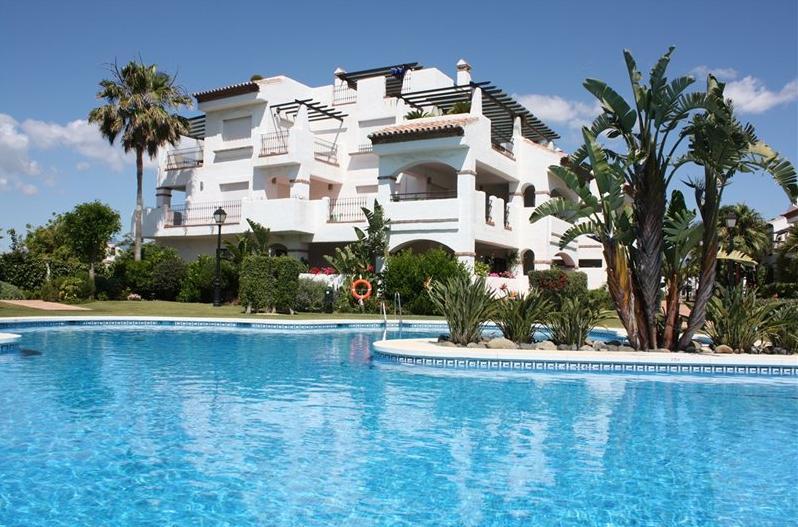2 Bed Short Term Rental Apartment San Pedro de Alcantara