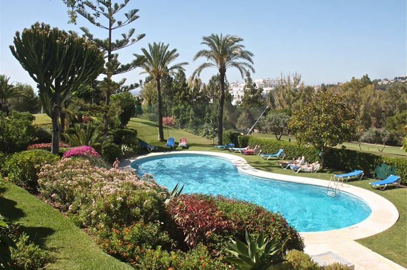 2 Bed Short Term Rental Villa Marbella