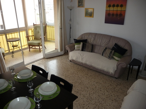 2 Bed Short Term Rental Apartment Fuengirola