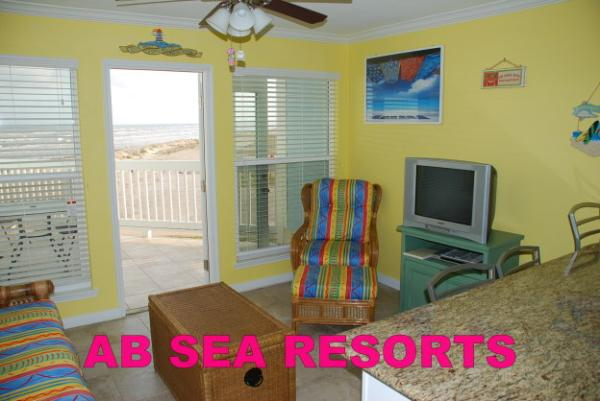 2 Bed Short Term Rental Condo galveston