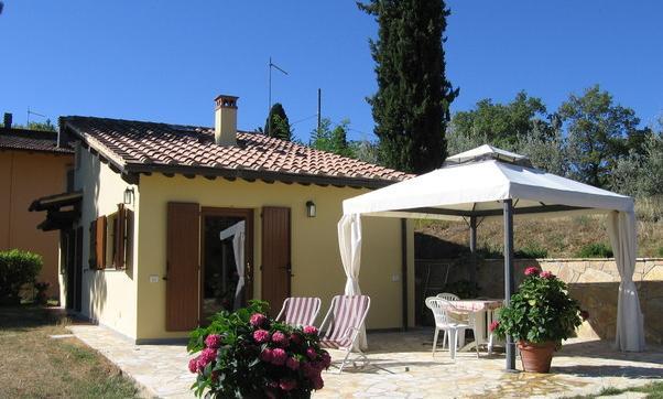 2 Bed Short Term Rental House Gaiole In Chianti