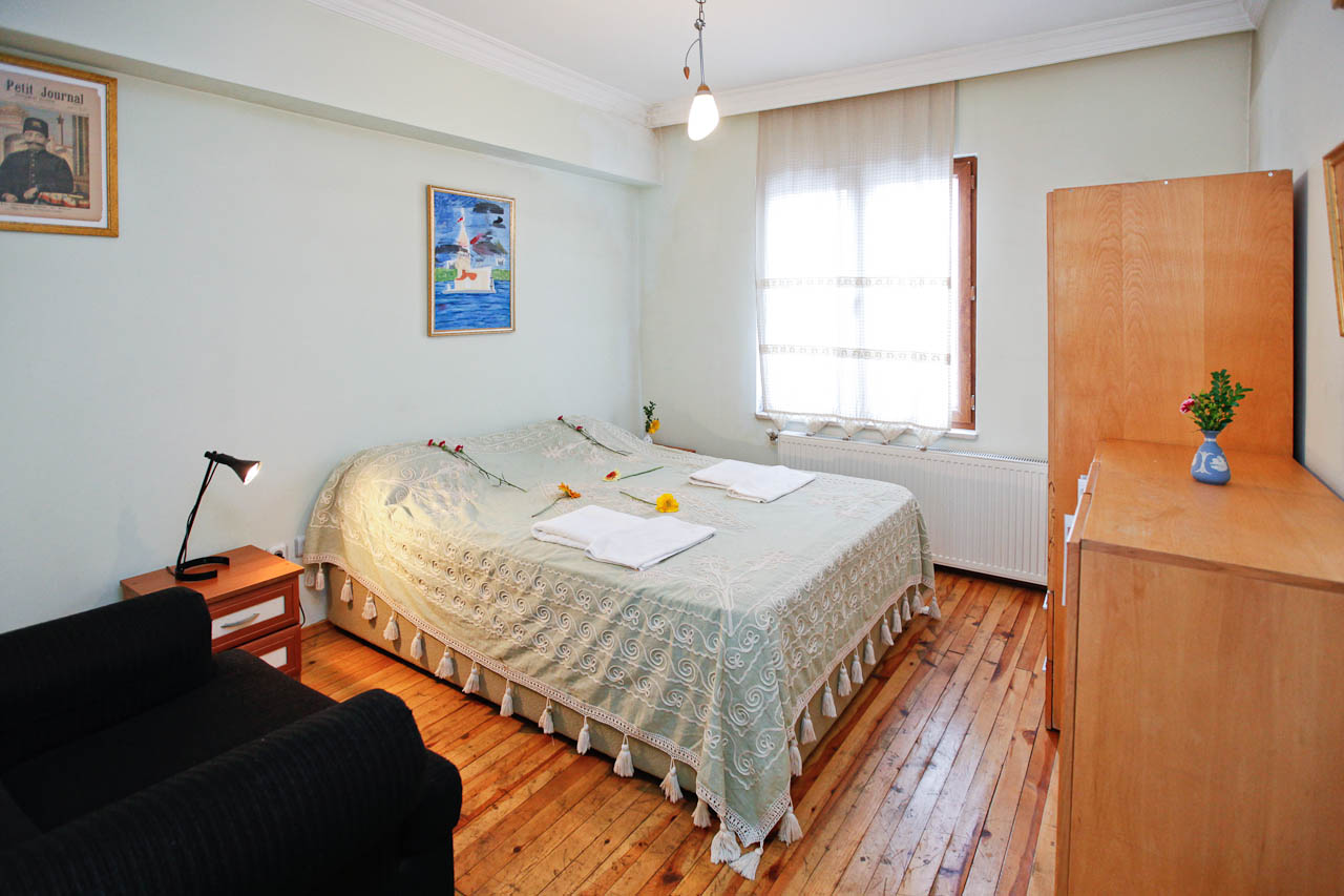 2 Bed Short Term Rental Apartment Istanbul