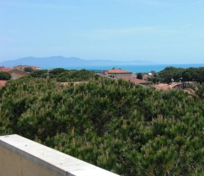 Apartment 100 m from the sea