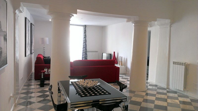 3 Bed Short Term Rental Apartment Palermo