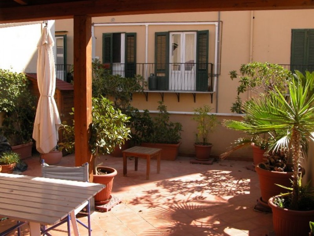 Palermo vacation rental with