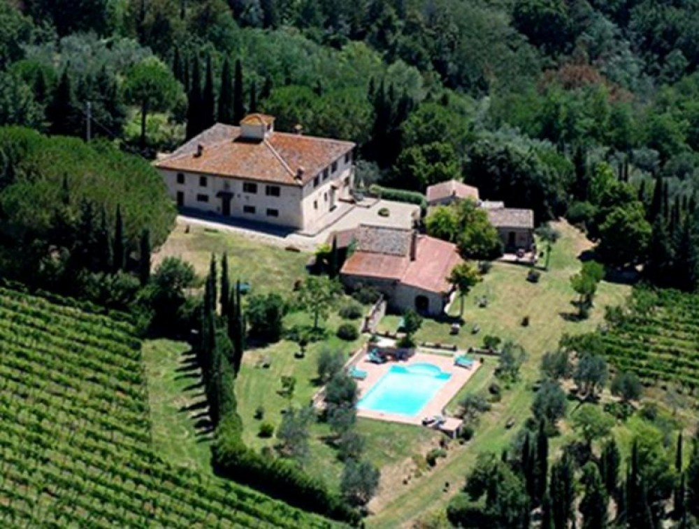 Montalcino vacation rental with
