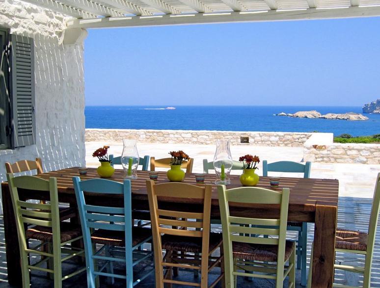 Paros vacation Villa rental