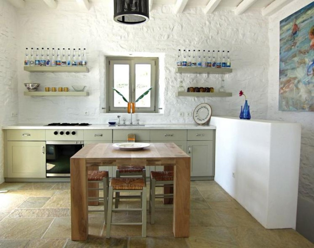Paros vacation rental with
