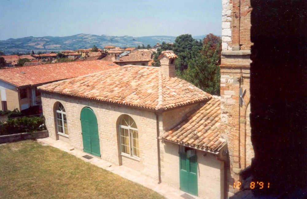 Gubbio vacation rental with