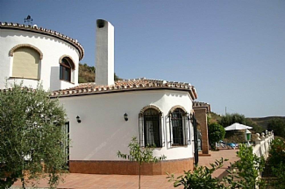 Axarquia vacation rental with